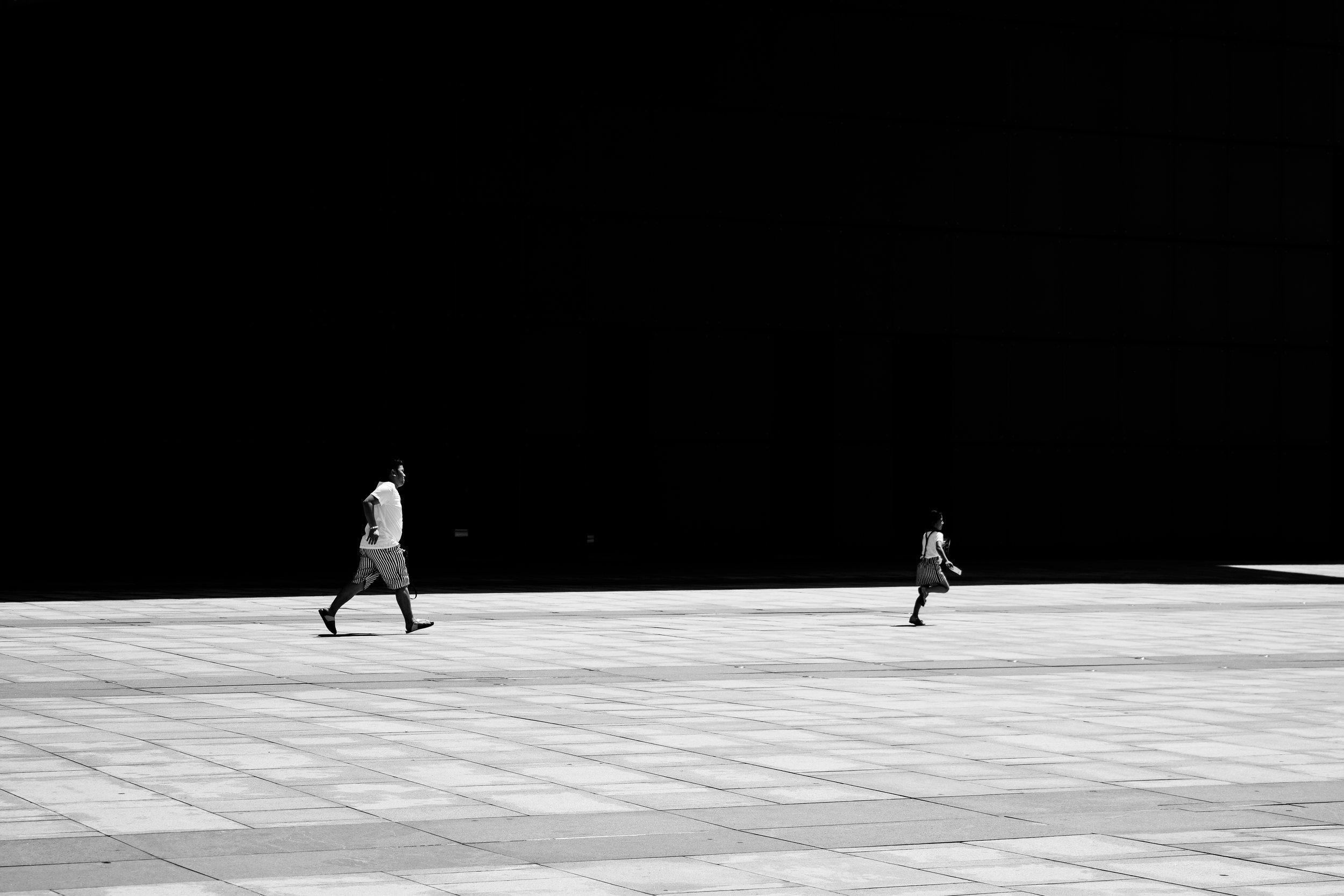 视觉参考/施健豪 街头摄影作品