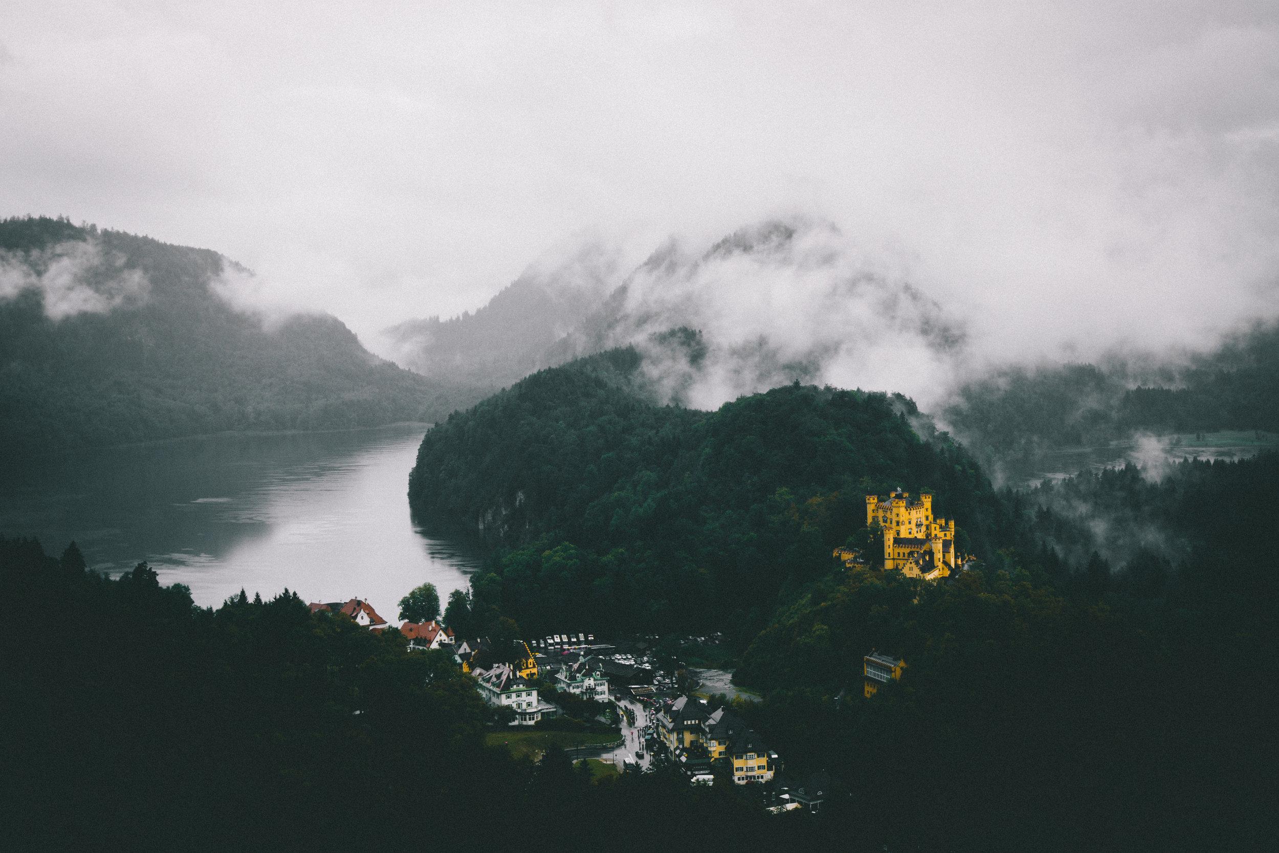 Cloudy Castles