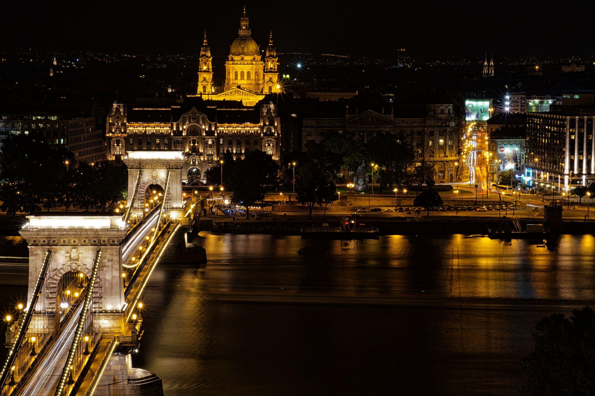 Budapest Night Trails