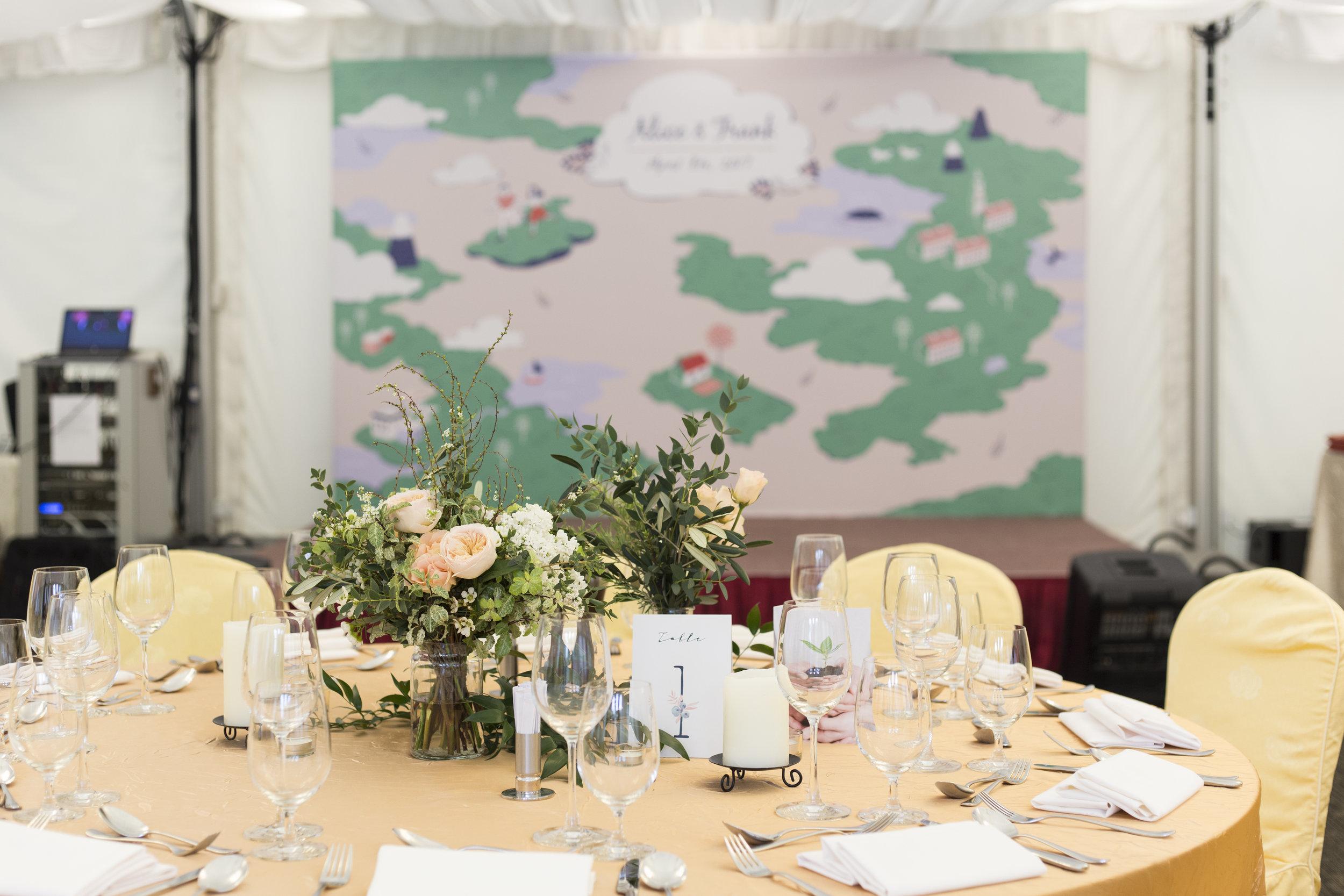 USRC - - Alice & Frank's Wedding -