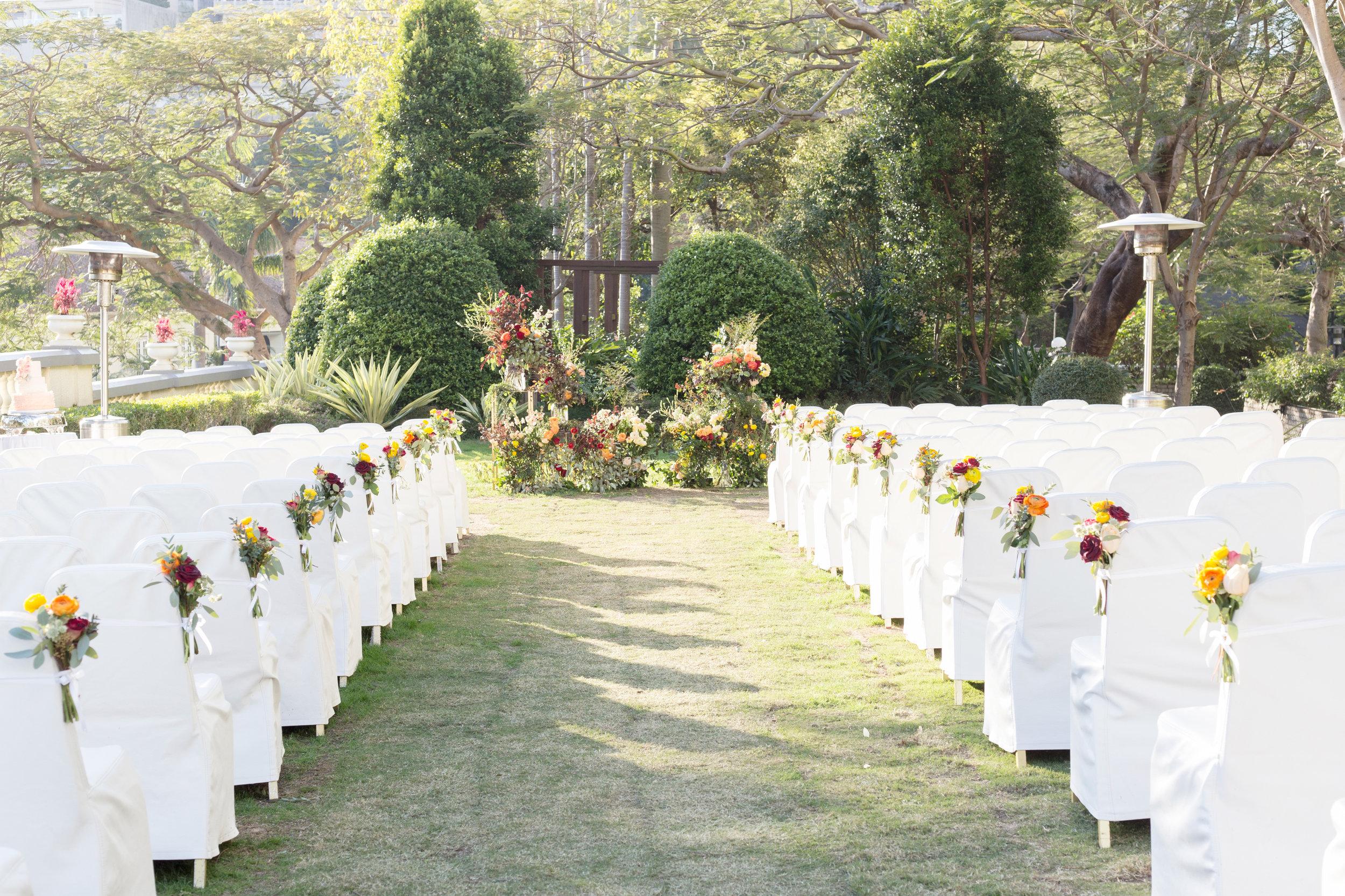 The Verandah - - Pheona & John's Wedding -
