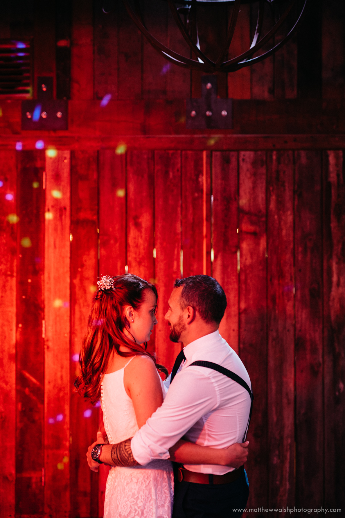 Magical first dance