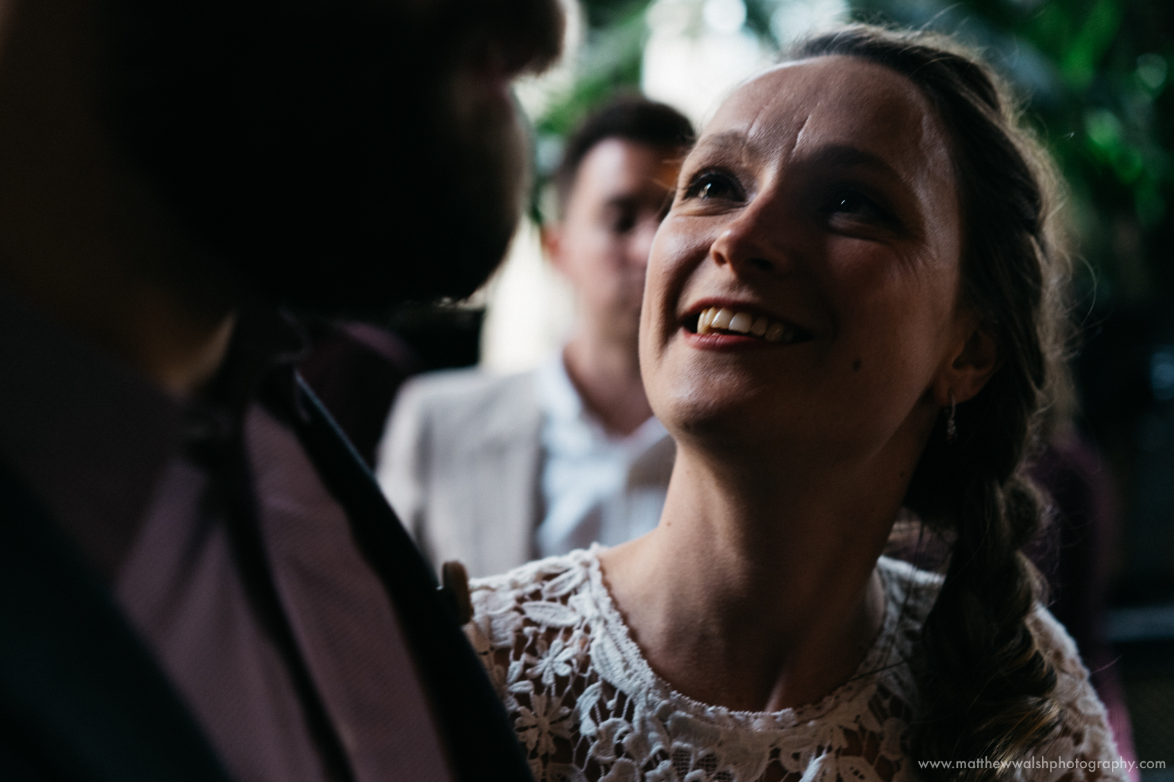 Another one of my favourites as you can see how much the bride really admires and loves her close friend , to me this is really what capturing the moment is all about