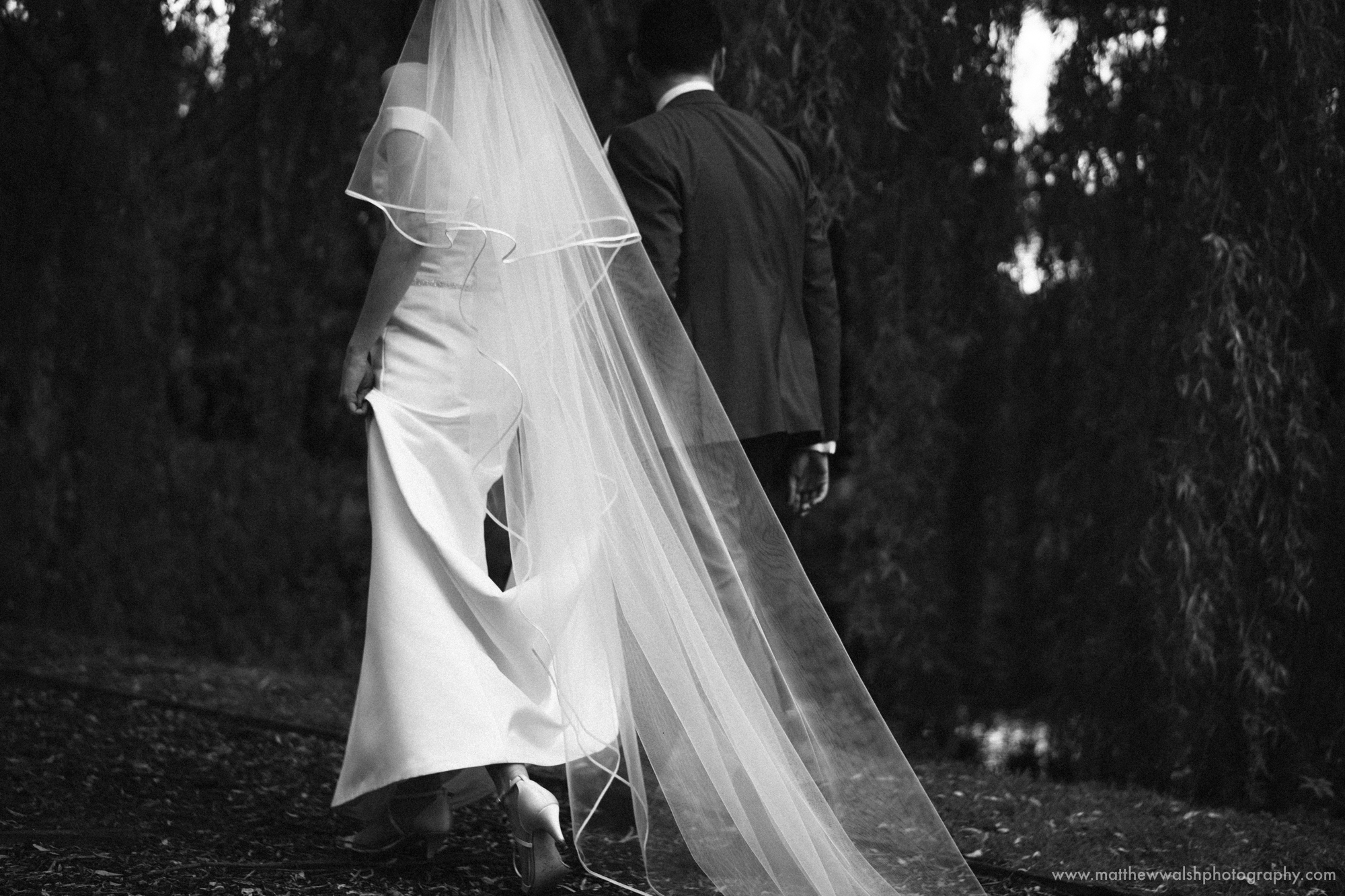 Dress details during couples time