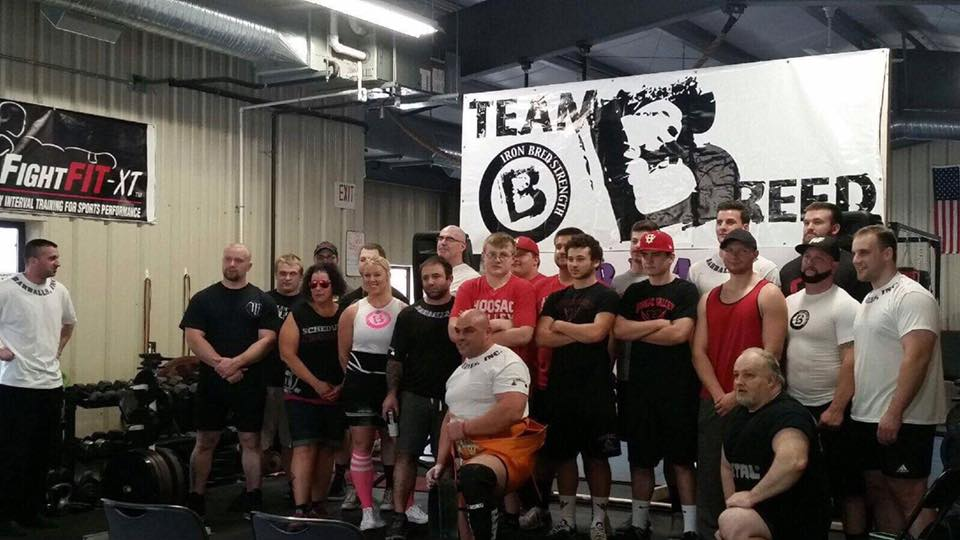 The first Annual Balls Out Bash Powerlifting Meet for Testicular Cancer raised $1800.00. Barballs donated $250.00 to the Testicular Cancer Society!!!