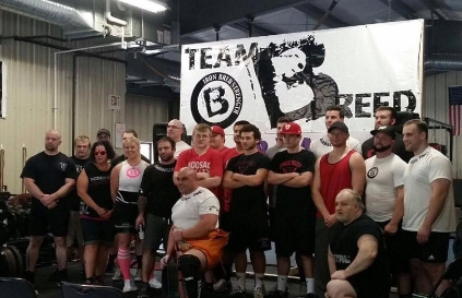 Helping Our Community With Strength - Barballs, Inc. and it's founder John Crane in The Berkshire Eagle