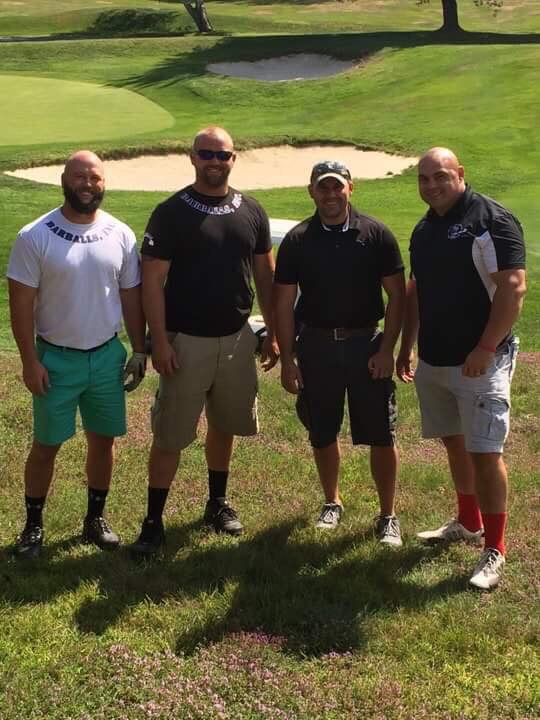 "First Annual ""Golf for Balls"" CharityTournament raised $2,800.00!!!"