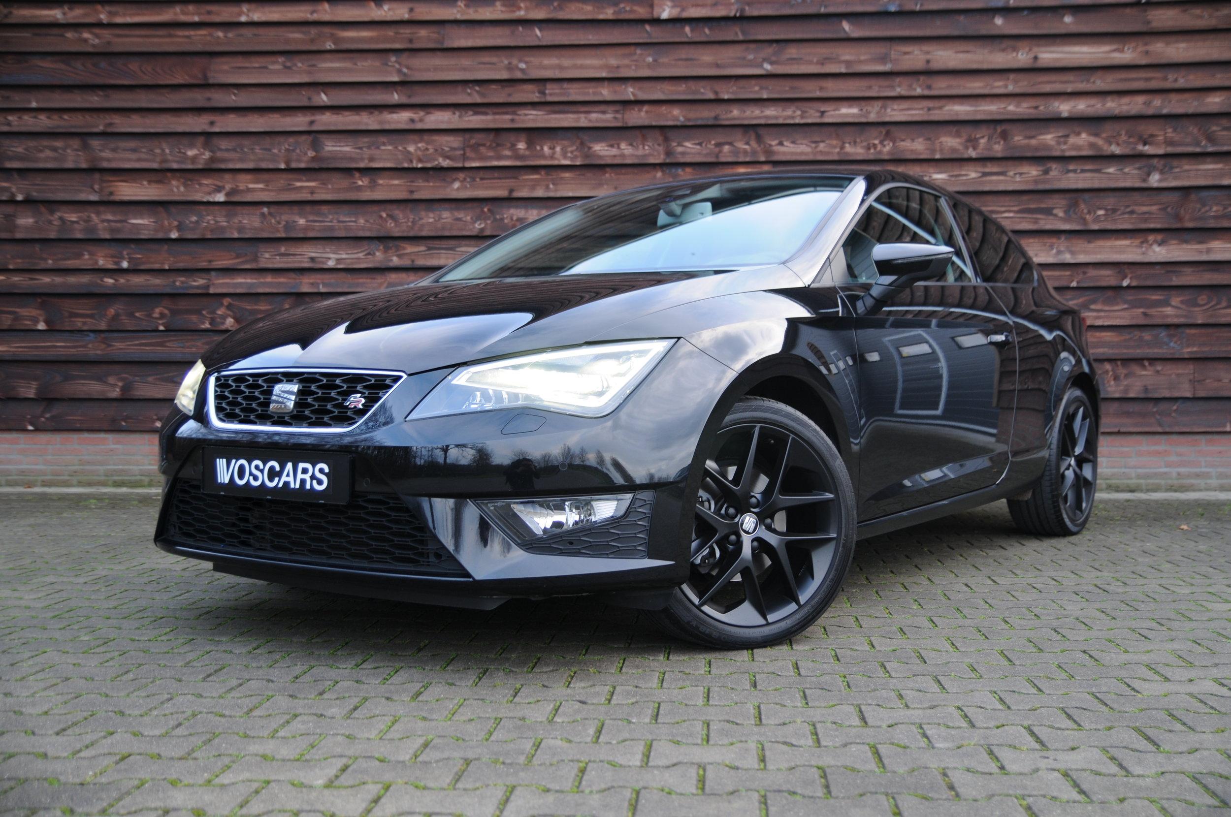 Seat Leon Sc 14 Tsi Fr 140 Pk 2013 51dkm Full Black Vol