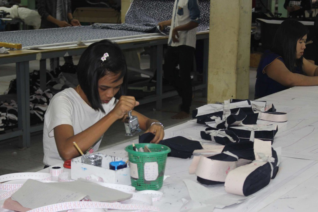 A change in Burma's labour laws was the raising of the minimum working age from 13 to 14 in the Factories Act. Photo: Libby Hogan / DVB