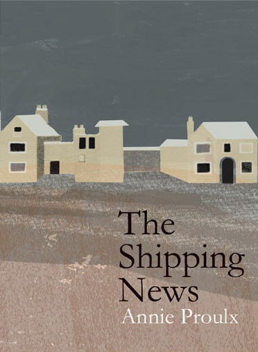 Annie Proulx - The Shipping News