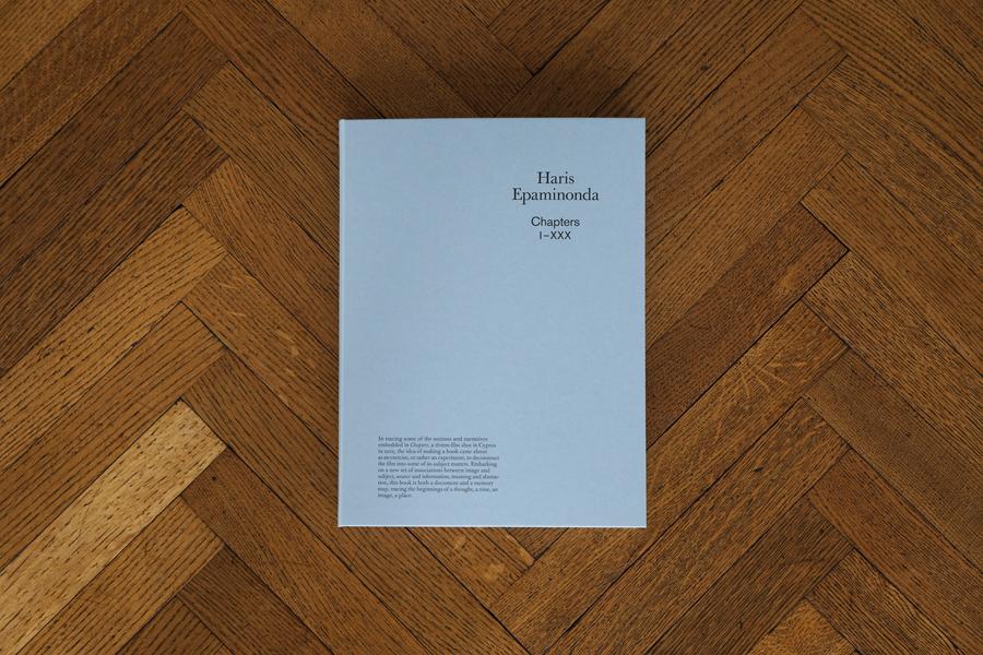 Haris Epaminonda - Chapters