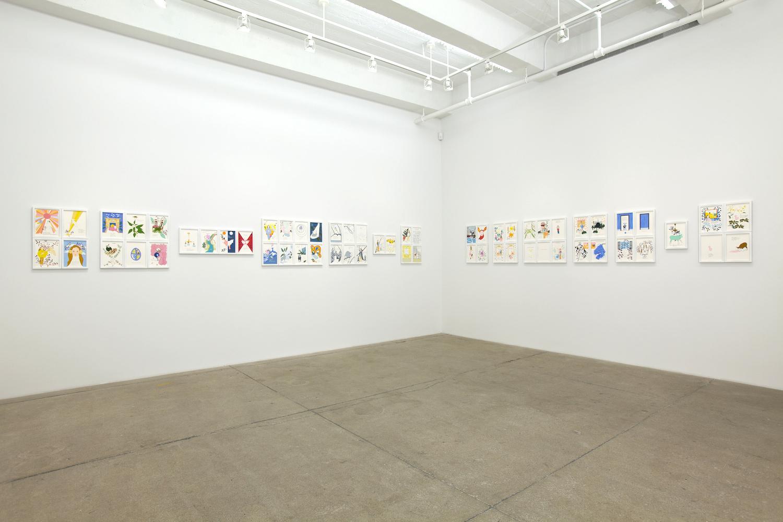 Installation, PPOW, New York