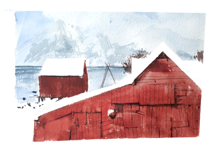Nordic Barnhouses