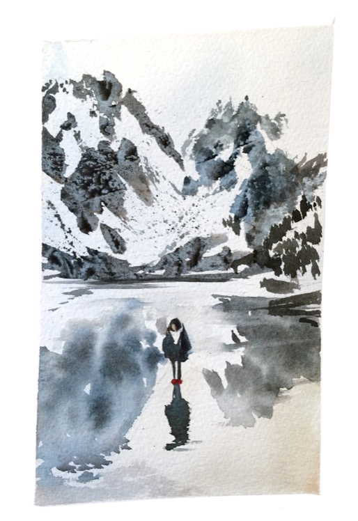 The Alpine Lake