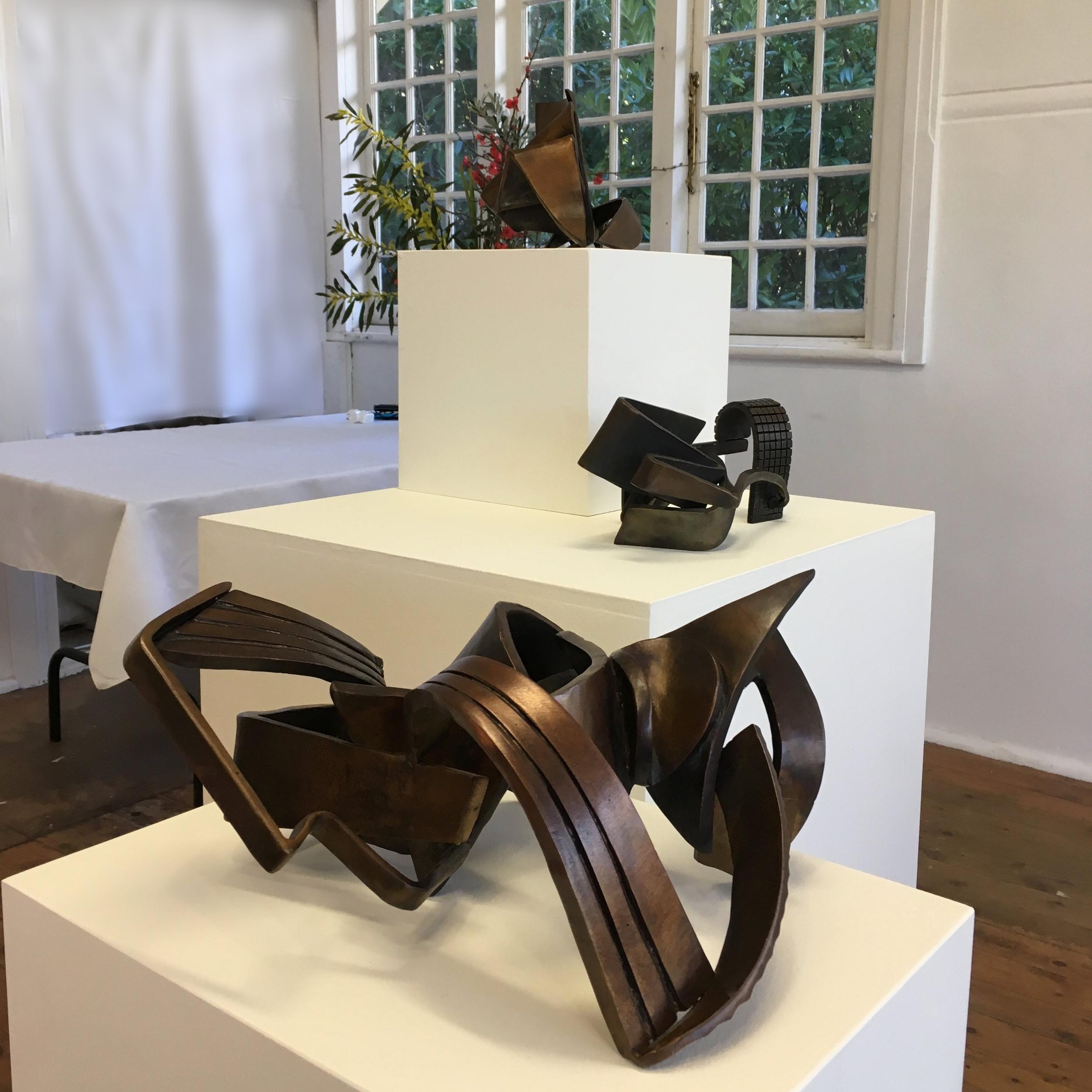 Bronze by Fiona Watson