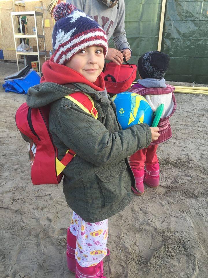 Precious little Syrian boy