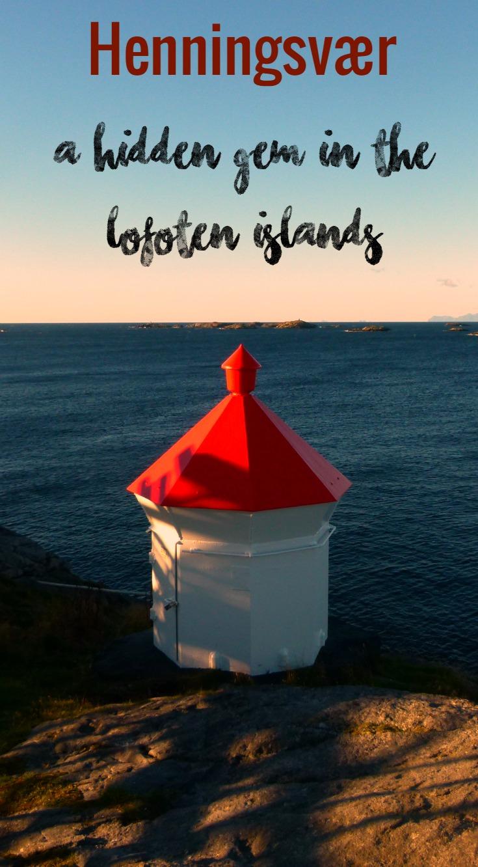 Henningsvær - One of many Hidden Gems in the Lofoten Islands! More on the blog: