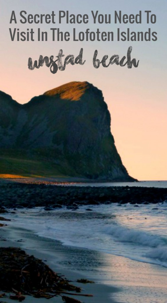 Are you looking for a hidden gem in the Lofoten Islands? Somewhere that's not crowded and touristy? Check out this gorgeous beach in Unstad!!
