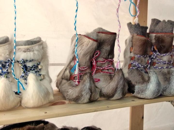Sami handicraft