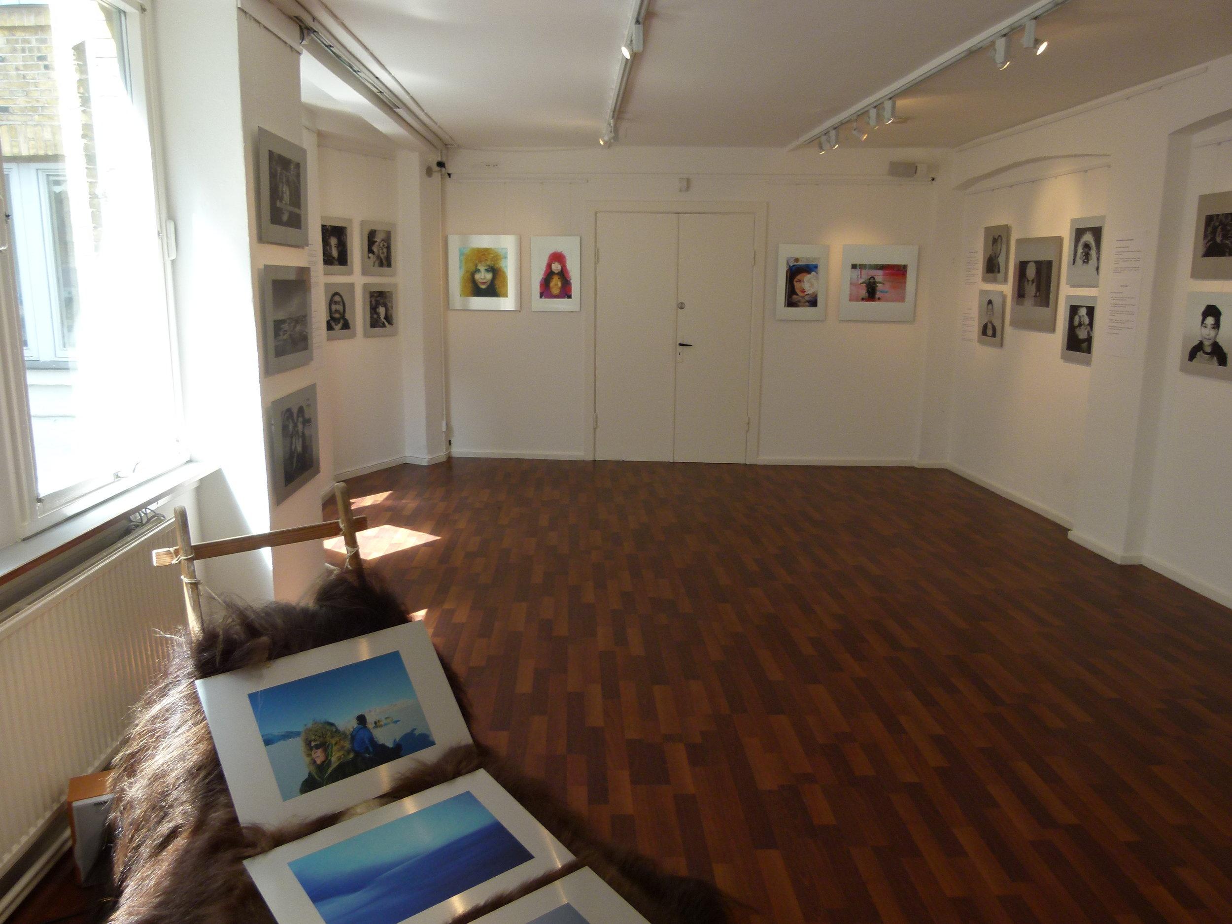 """Exhibition """"Greenland Spirit"""""""