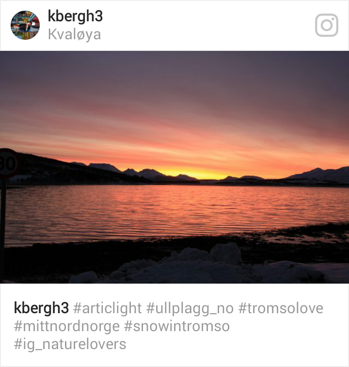 Arctic Winter Tromso