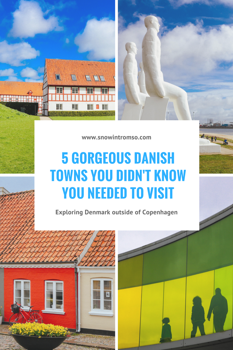 5 Gorgeous Danish Towns you didn't know you needed to visit! Click through to read the full article!