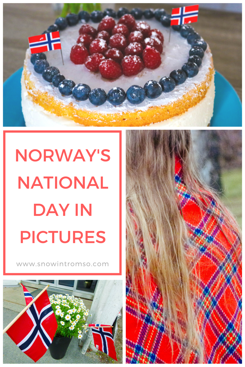 Norway's National Day in Pictures - A Photo Diary by Snow in Tromso. Click through to read!