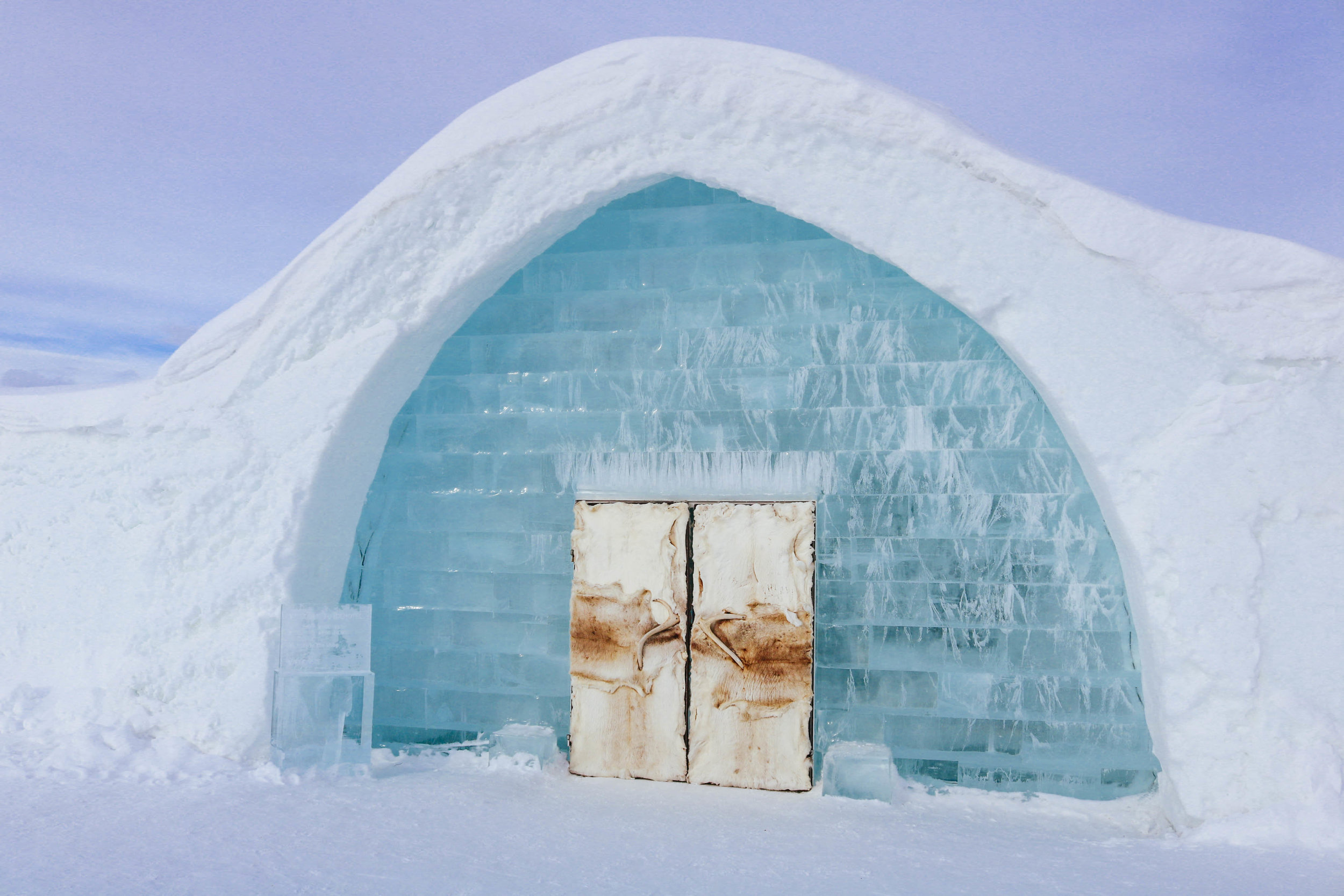 The 27th Icehotel. Now, it has all melted and the ice went back to where it came from: the river Torne in the little village of Jukkasjärvi in Swedish Lapland.