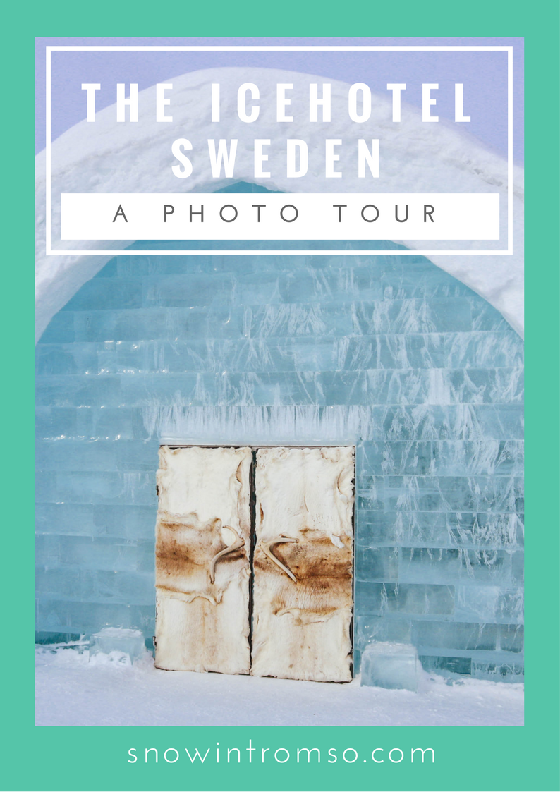Would you dare sleep in an icehotel? Here are 12 magical photos of the Icehotel Sweden that might make you wish to do so!
