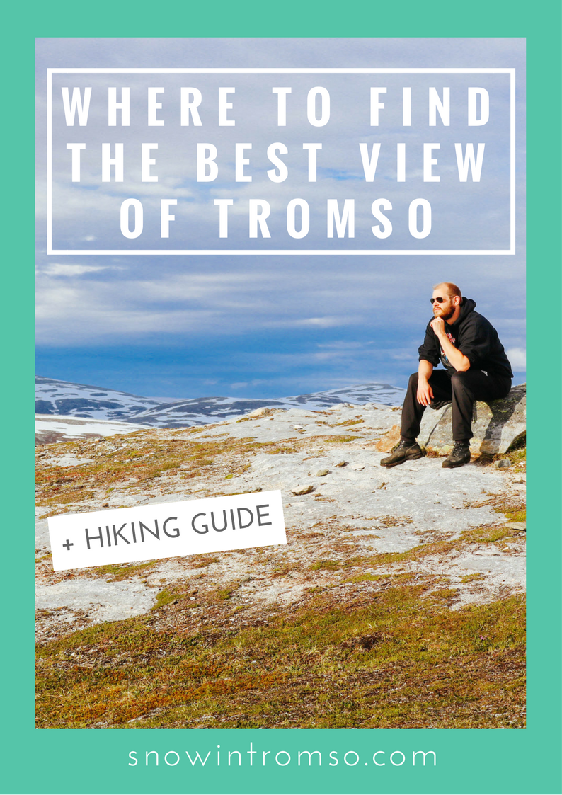 Visiting #Tromso? Click through to read where you can find the best view over town!