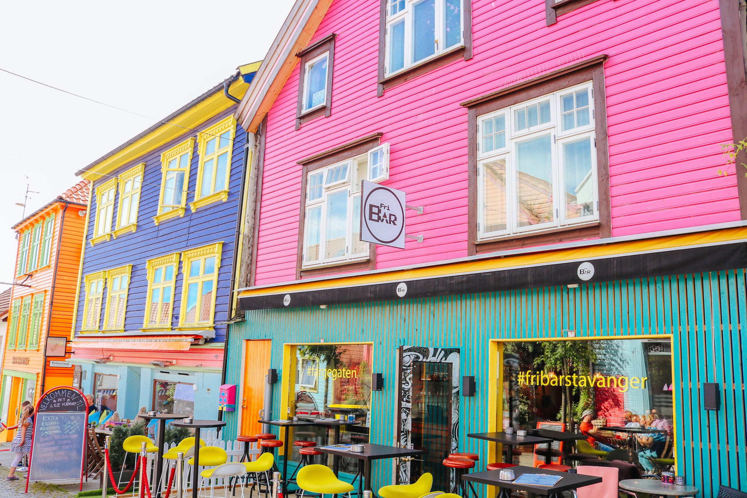 Moving to Stavanger Norway