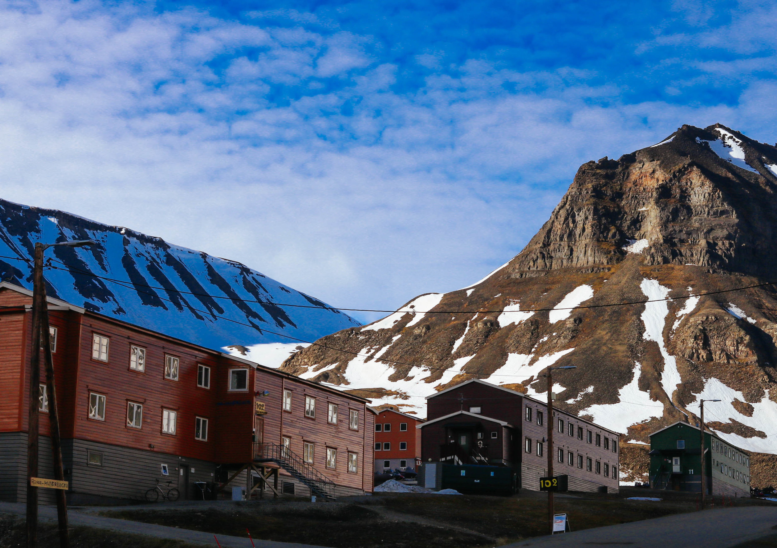 whats it like to live in svalbard