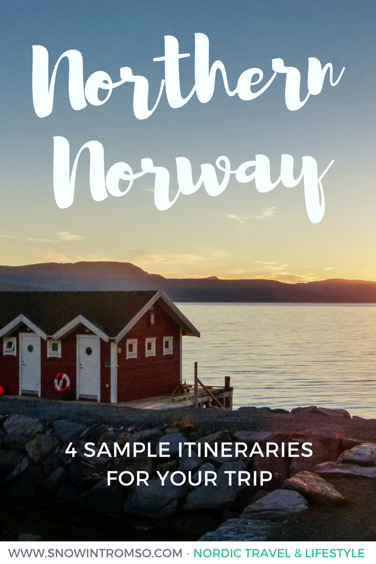 How to get around in Northern Norway - A detailed Guide to costs, distances and duration of a trip!