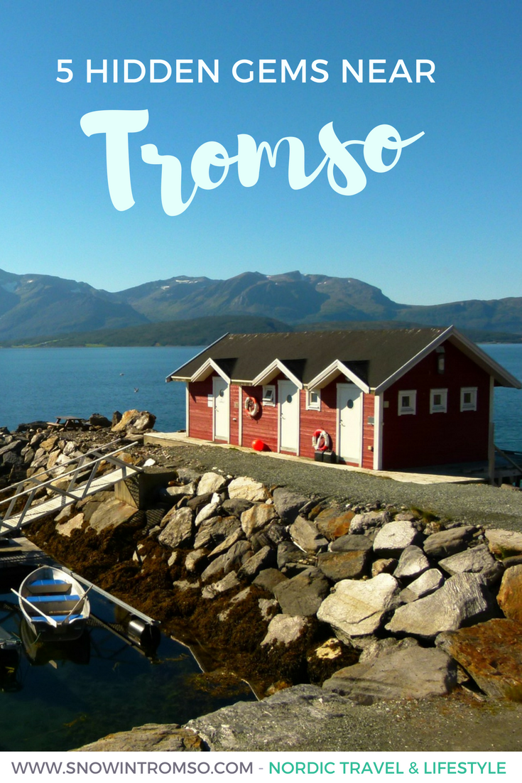 5 Hidden Gems near Tromsø you can only reach by car. Click through to read the whole article