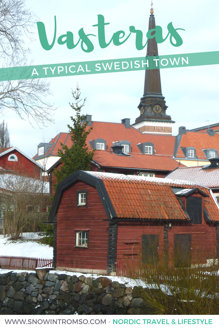 Interested in discovering a typical Swedish small town? Here's why you need to head to Västerås!