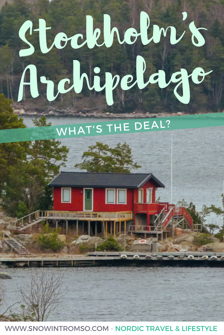 Have you ever heard about the Stockholm archipelago? Here's what you need to know about it