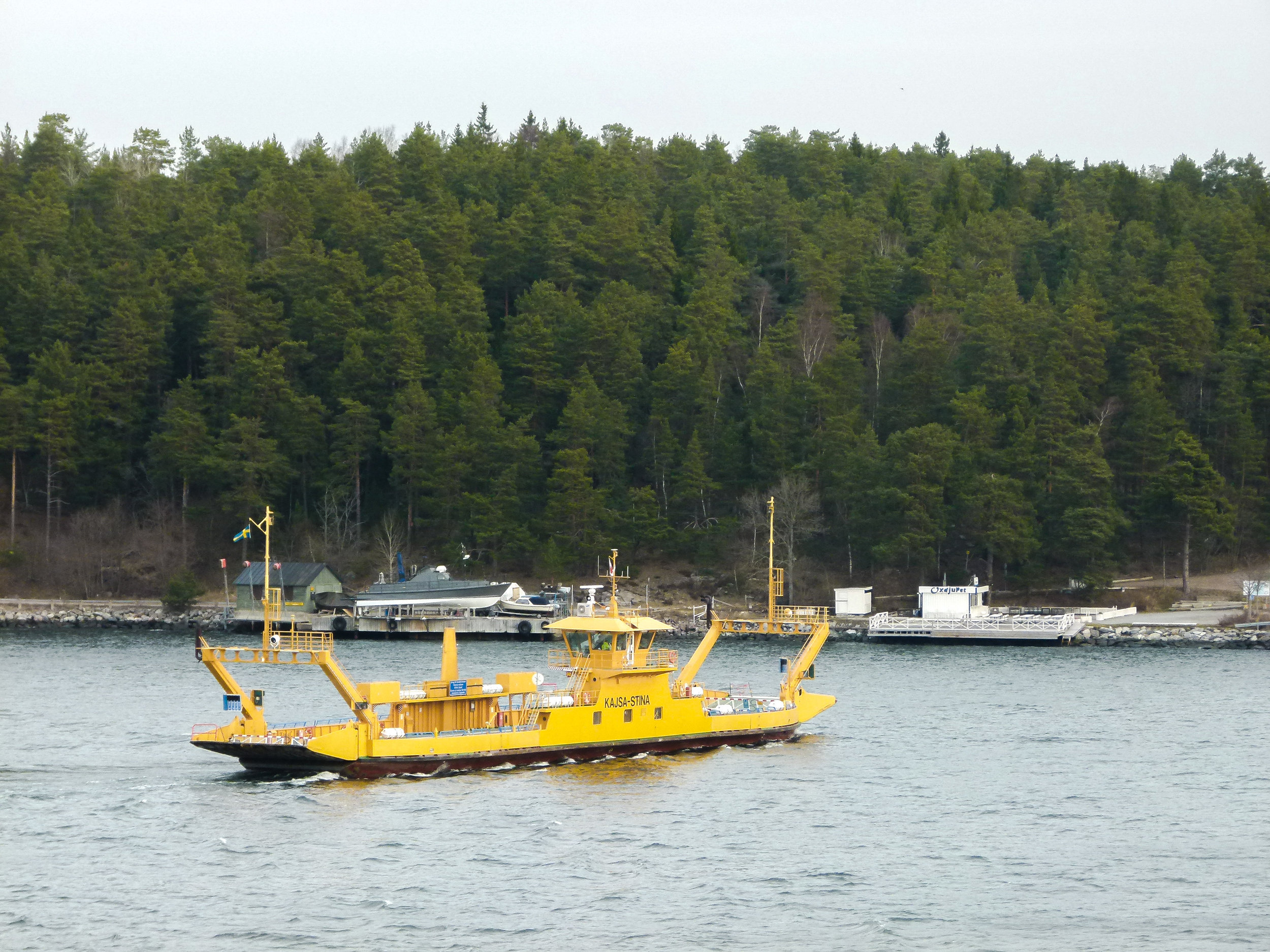 visit stockholm archipelago sweden
