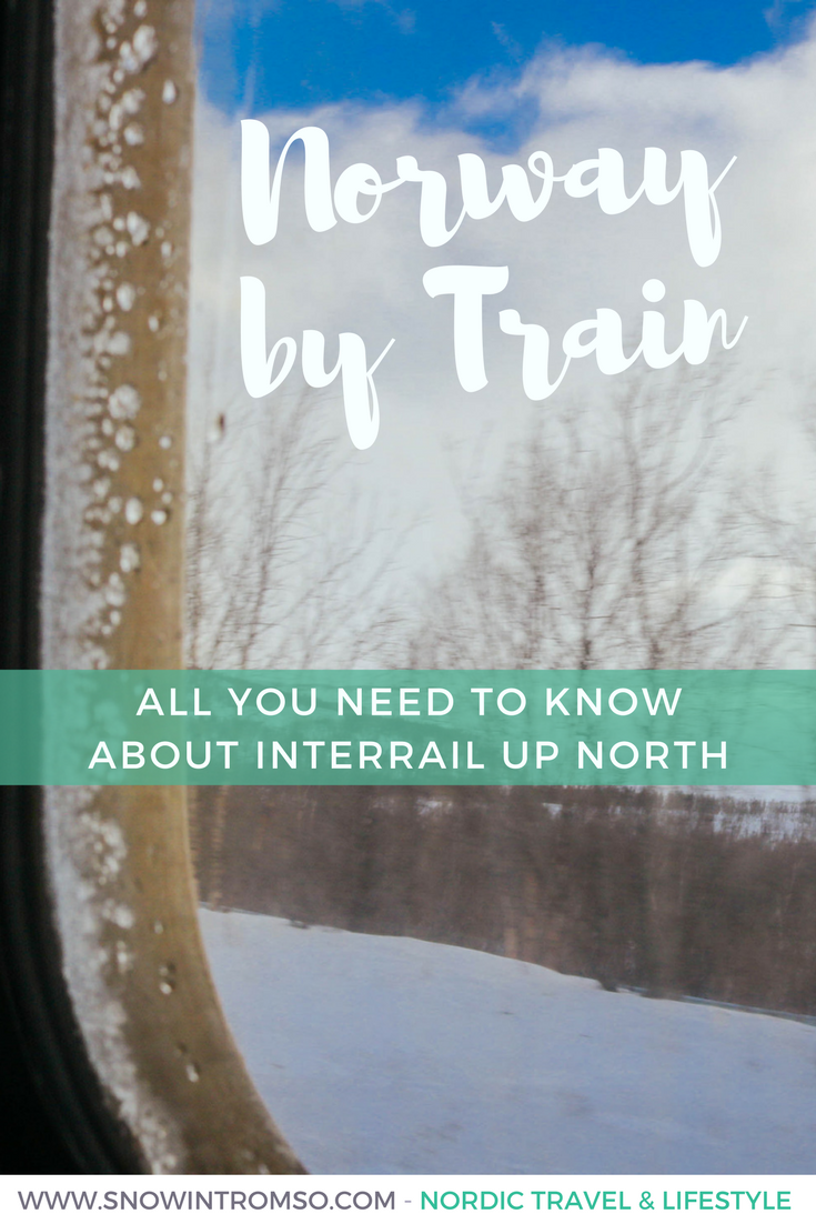 Is train travel your thing? Find out what it's like to interrail around Norway in this post!