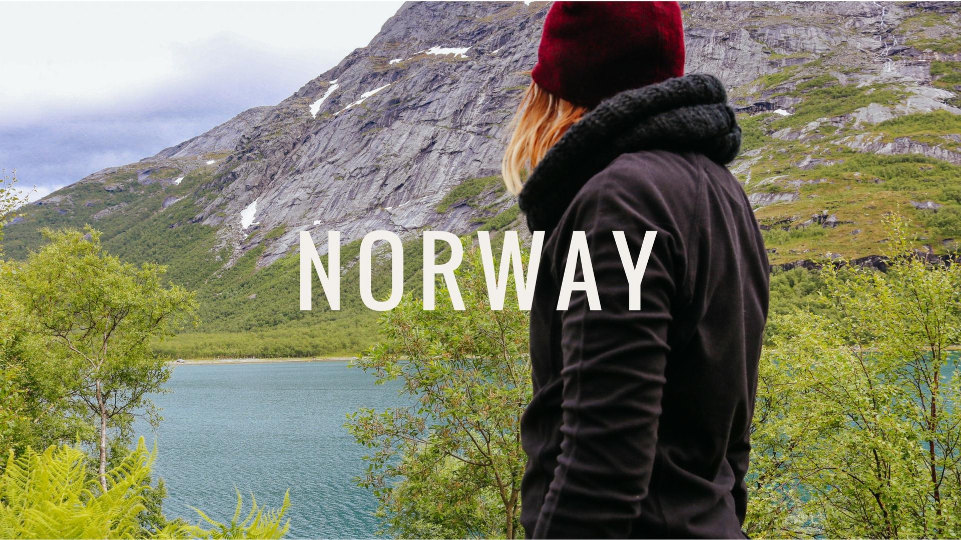 Norway Snow in Tromso