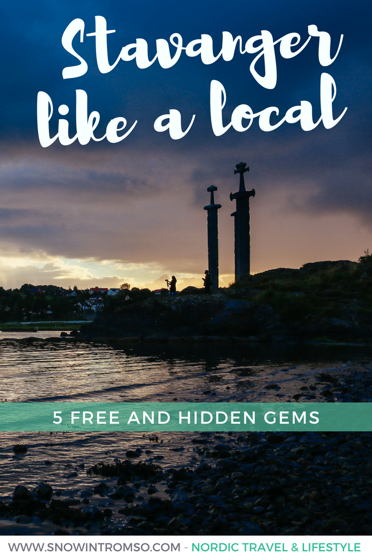 You think you've seen all Stavanger has to offer? Think again! Here are 5 free and hidden gems to explore Stavanger like a local!