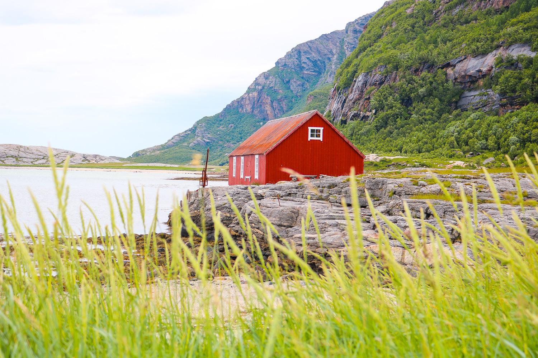 mjelle beach bodø nordland northern norway