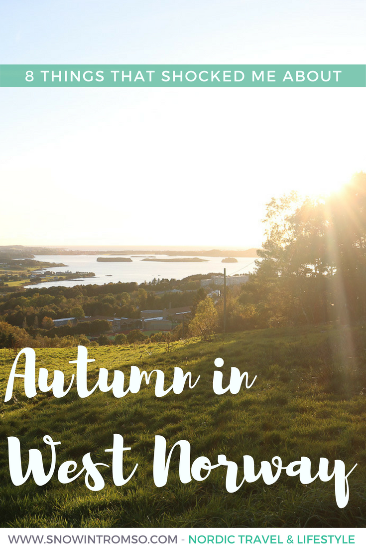 8 surprising things about autumn in Western Norway