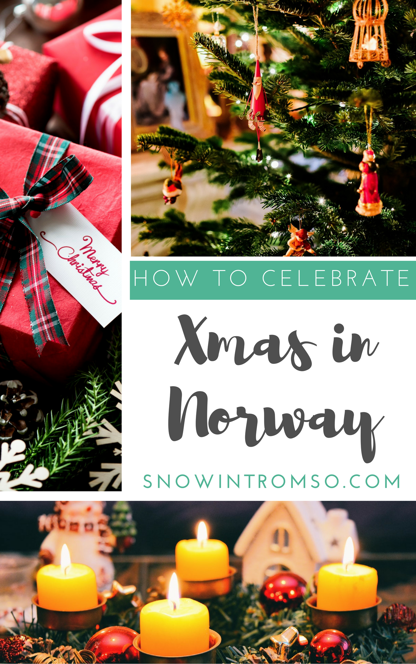 How to celebrate a proper Norwegian Christmas - click through to find out!