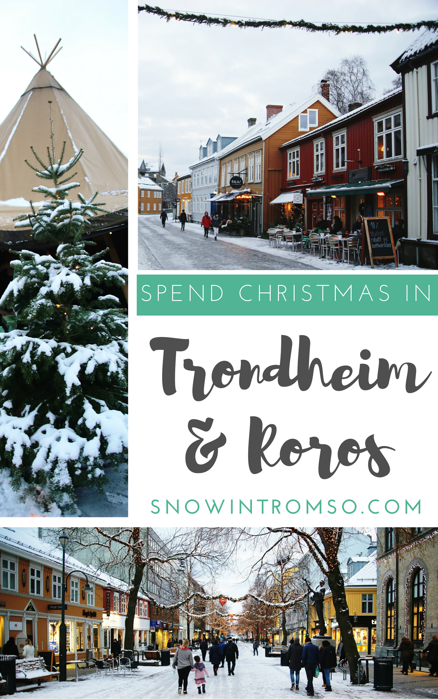 All you need to know about visiting Trondheim and Røros at Christmas time
