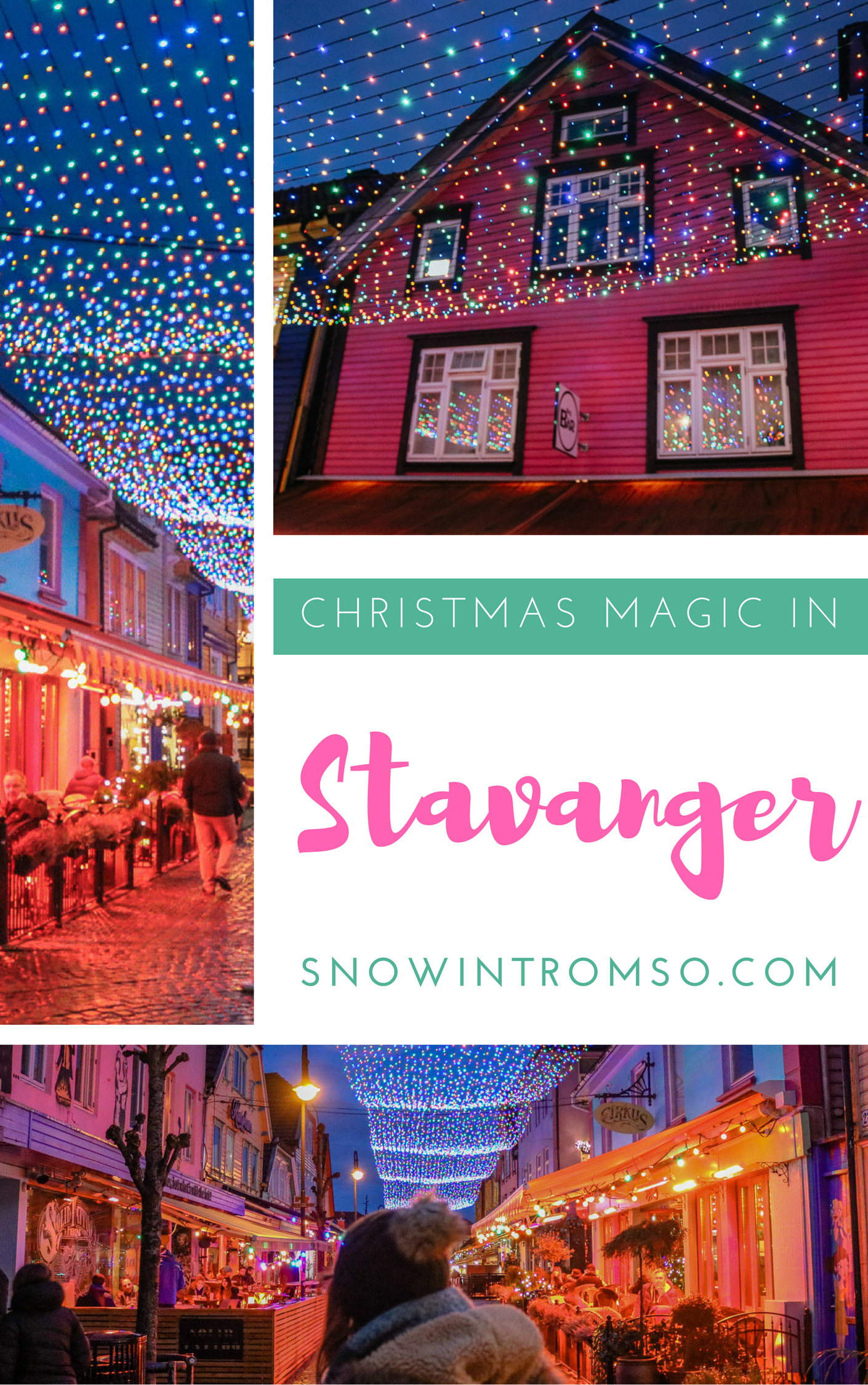 Planning a last-minute Christmas getaway? Here's why Stavanger is so magical this time of year!