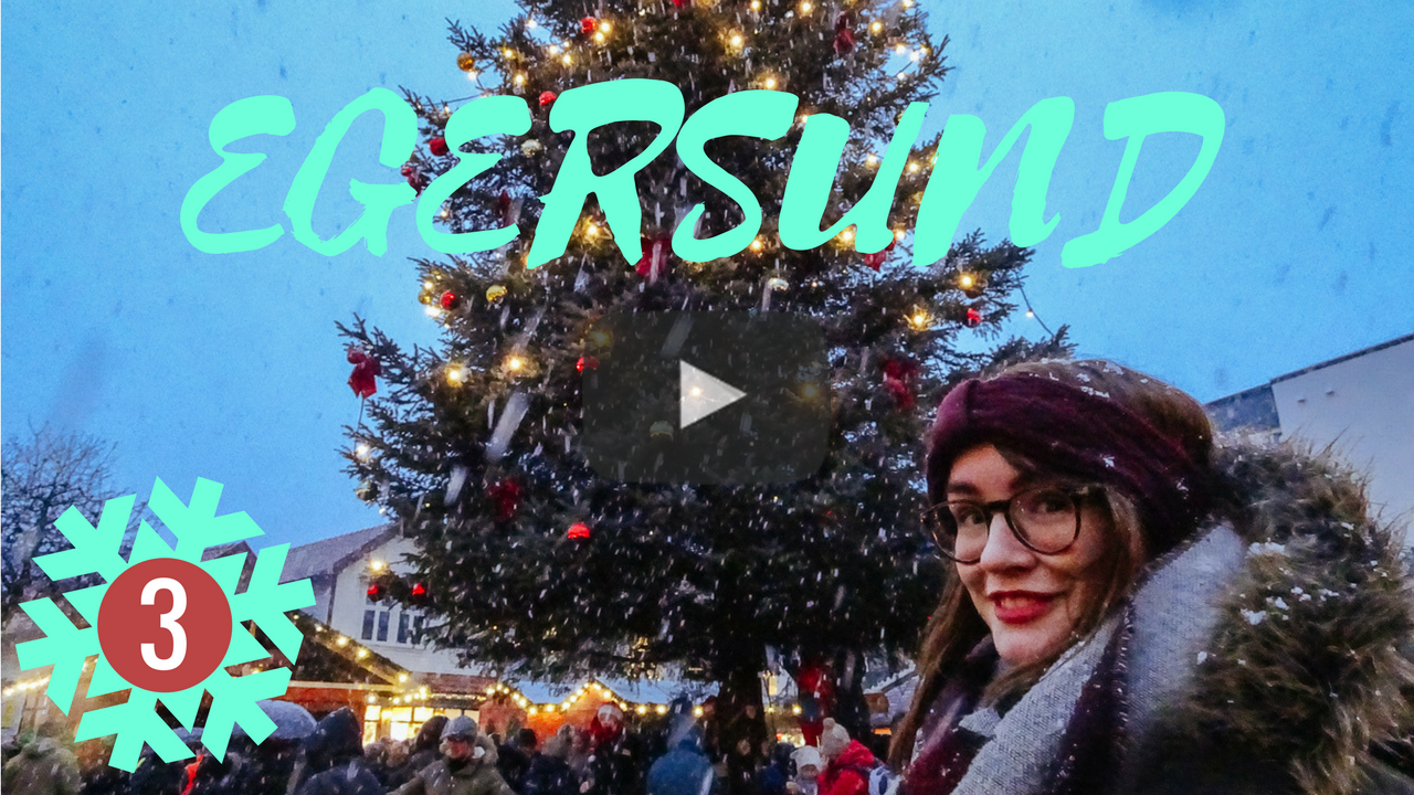 Follow me around Christmassy Egersund on my YouTube channel here