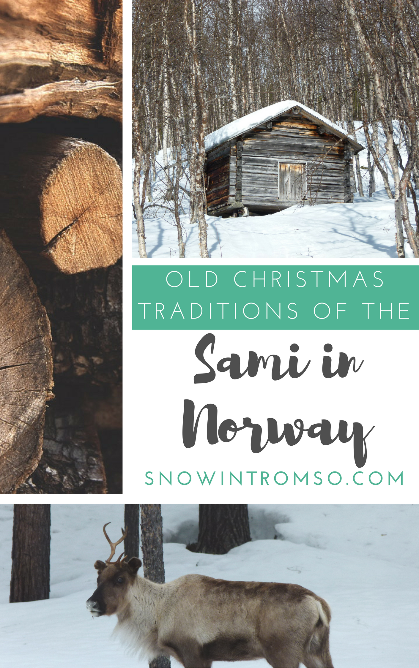What do you know about Sami Christmas traditions? Nothing? Well click through so that we can change that!