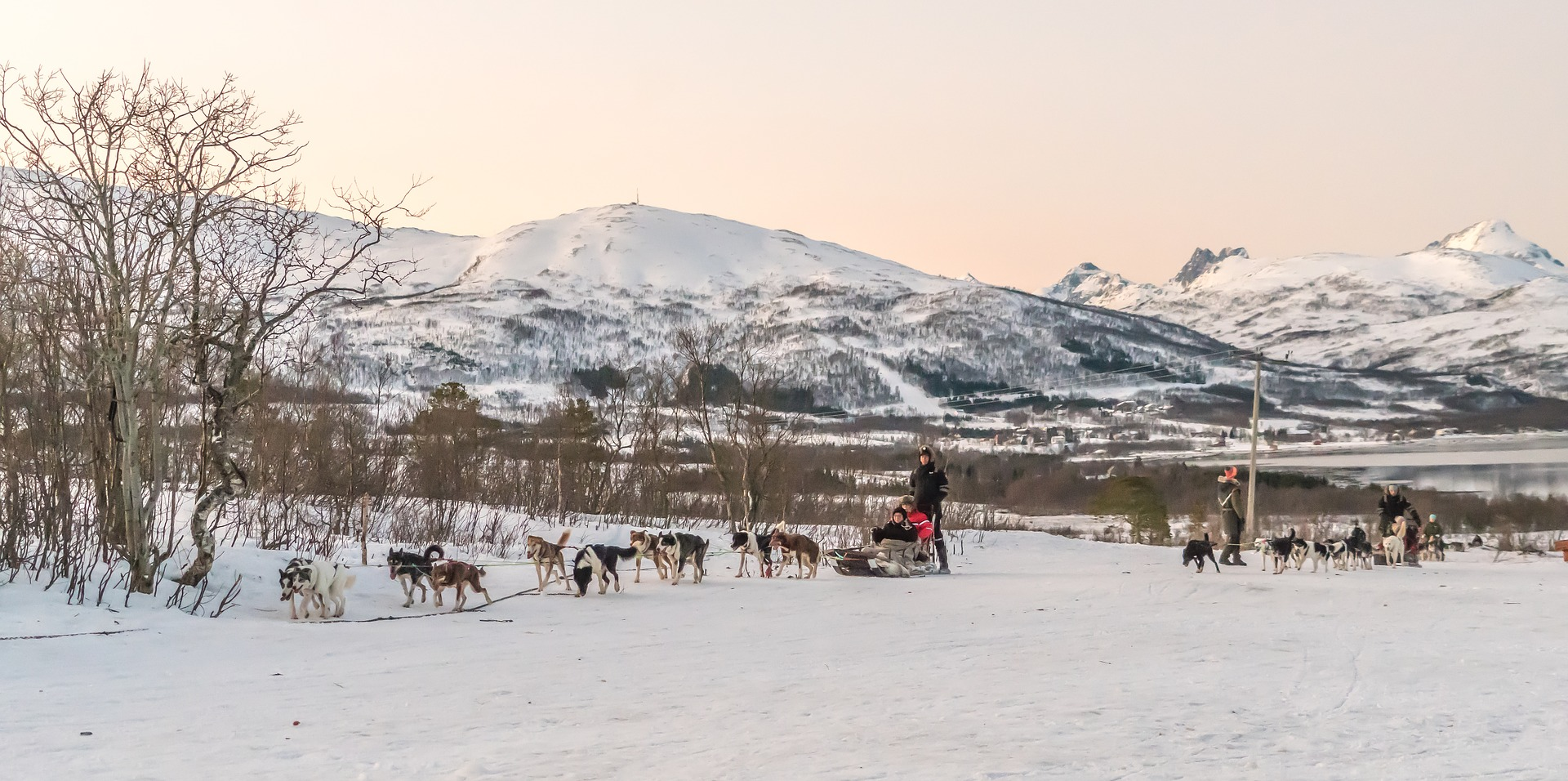 adventurous things to do in norway in winter