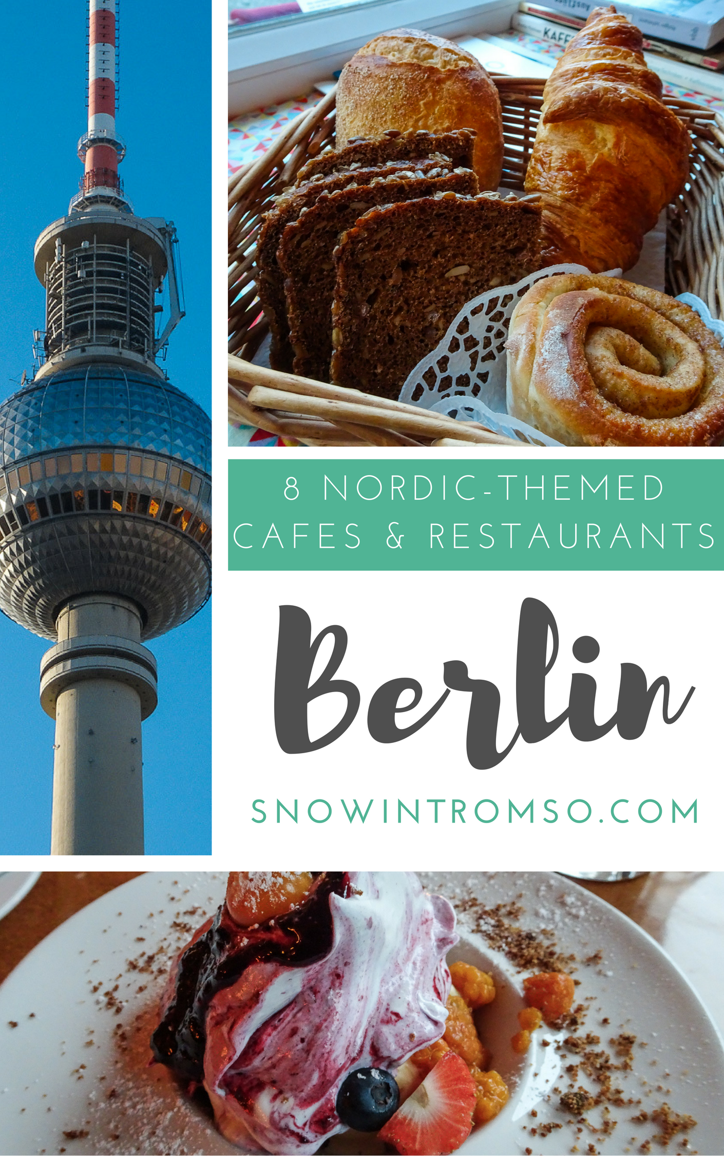 Headed to Berlin? Here are 8 Nordic hangouts you might want to pay a visit!