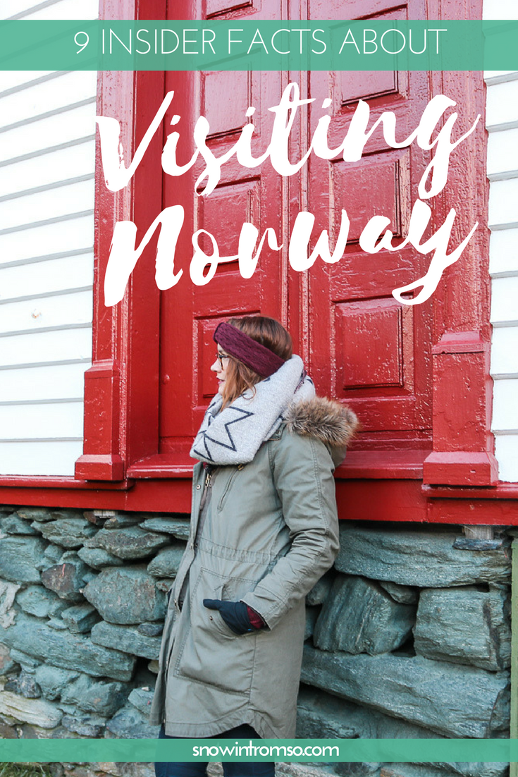 Planning a visit to Norway? You might want to check out these 9 insider tips first!